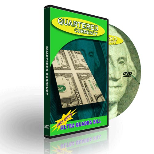 Quadra Bill with DVD