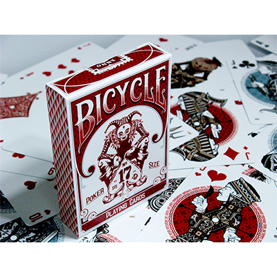 Bicycle No 17 by Stockholm 17 Playing Cards