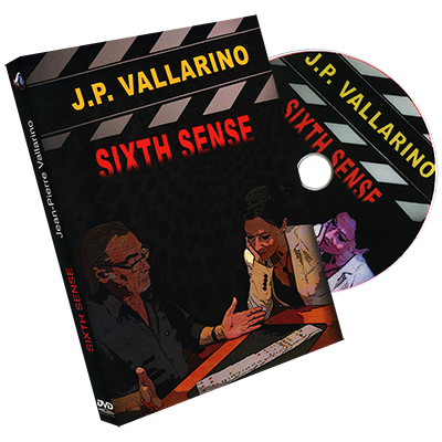 The 6th Sense by Jean-Pierre Vallarino*