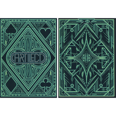 Artilect-Deck-by-Card-Experiment