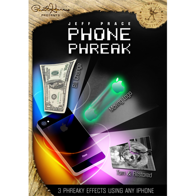 Paul Harris Presents Phone Phreak by Jeff Prace & Paul Harris*