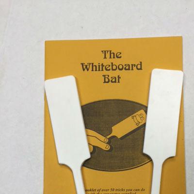 White Board Bat