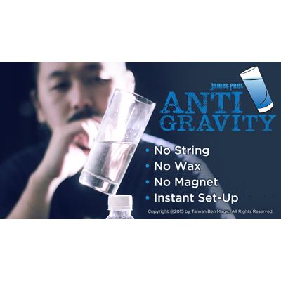 Antigravity by James Paul
