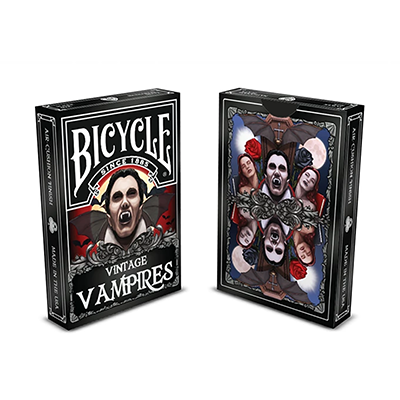 Bicycle Vintage Vampires (Limited Edition) Playing Card