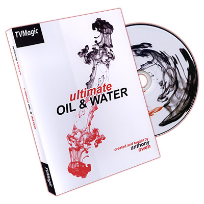 Ultimate Oil and Water by Anthony Owen