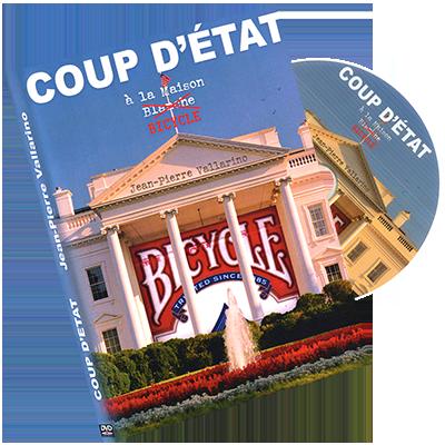 Coup d`Etat by Jean-Pierre Vallarino