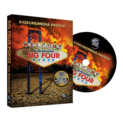 Big Four Poker by Tom Dobrowolski*