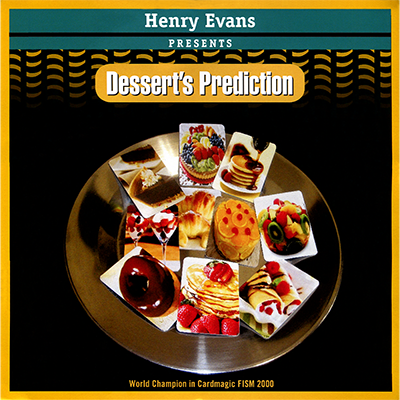 Dessert`s Prediction by Henry Evans