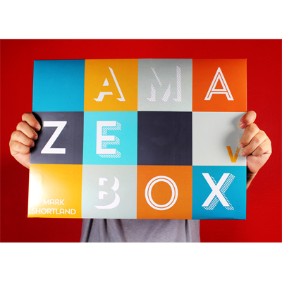 AmazeBox by Mark Shortland