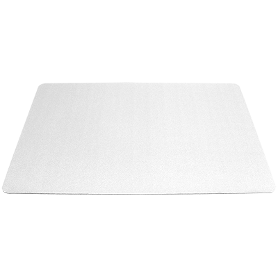 Pro-elite Workers Mat (White) by Paul Romhany