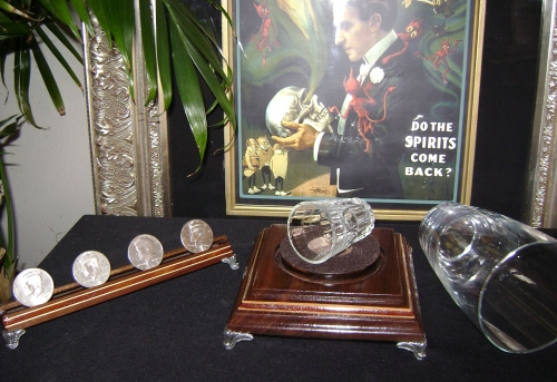 Victorian Coins & Glass - Powell
