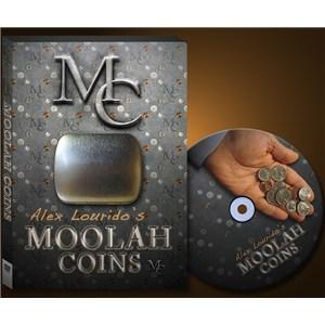 Moolah Coins by Alex Lourido