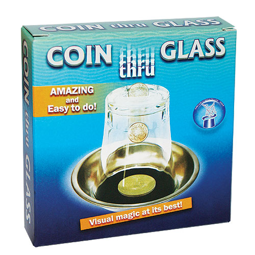 Coin-Thru-Glass