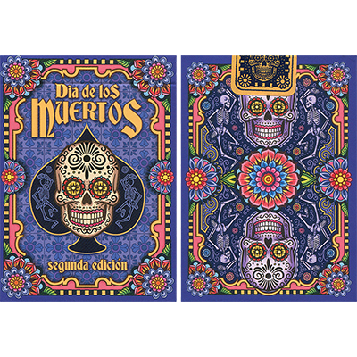 Dia-de-los-Muertos-Painted-Playing-Card-2nd-Edition