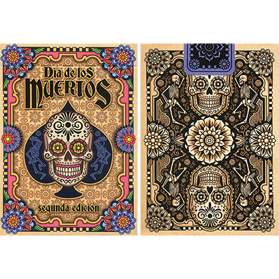 Dia-de-los-Muertos-Original-Playing-Card-2nd-Edition