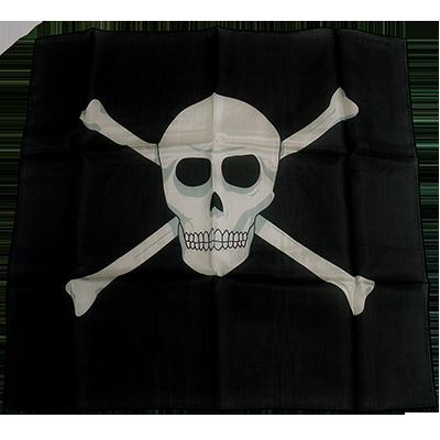 18-inch-Skull-Silk-by-Magic-By-Gosh