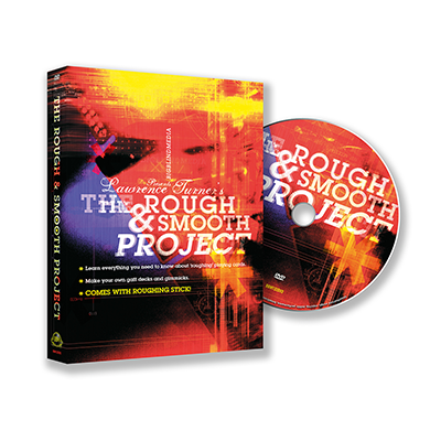 The Rough and Smooth Project by Lawrence Turner