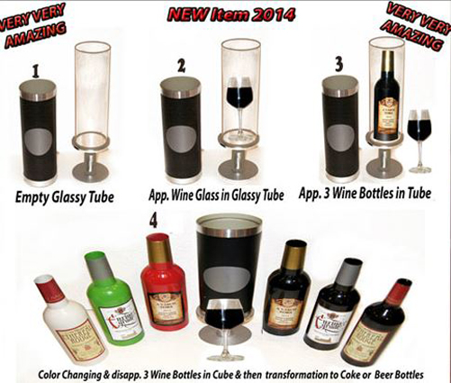 Tora Wine Bottles