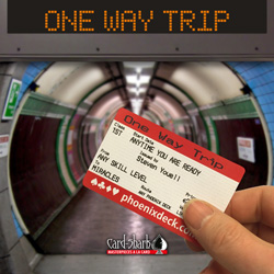 One Way Trip - by Steven Youell