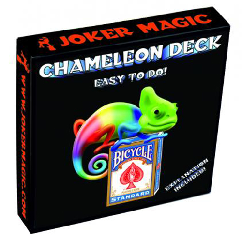 Chameleon Deck - Joker Magic