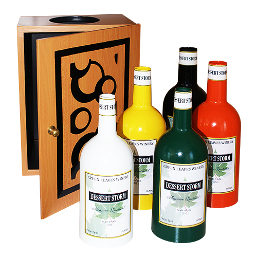 Bottle Production Box