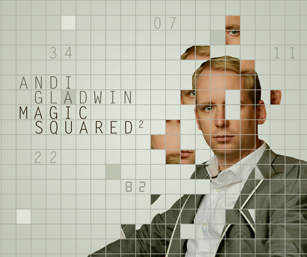 Magic Squared by Andi Gladwin