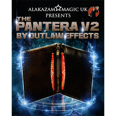 Alakazam Presents The Pantera Wallet by Outlaw Effects