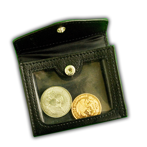 See Thru Coin Purse
