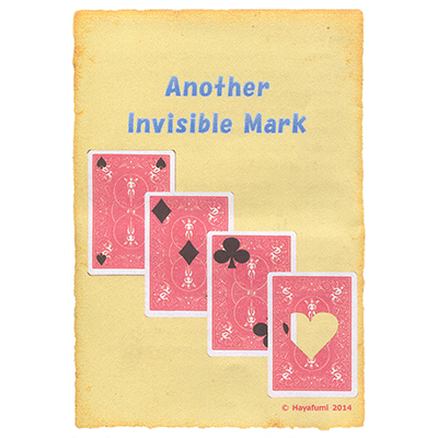 Another Invisible Mark by I-Magic