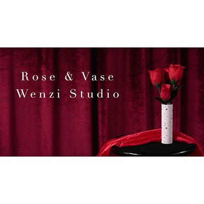 Rose & Vase by Bond Lee & Wenzi Magic