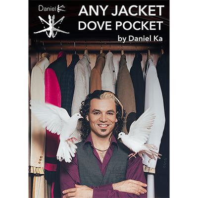 Any jacket dove pocket by Daniel Ka