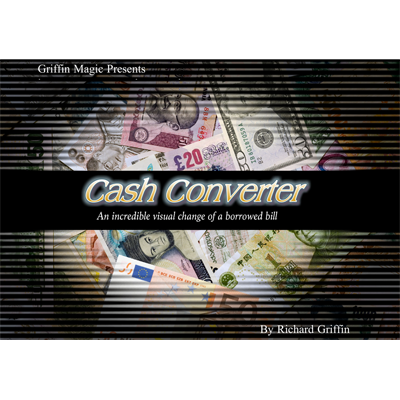 Cash Converter by Richard Griffin