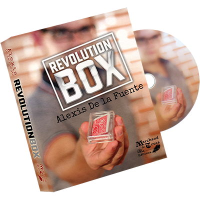 Revolution Box by Alexis De La Fuente & Marchand de Trucs*