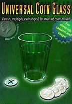Universal Coin Glass