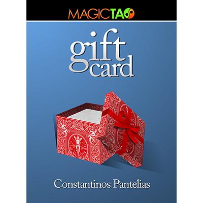 Gift Card by Constantinos Pantelias*
