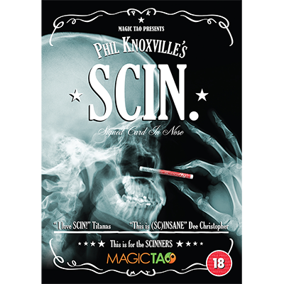 SCIN-Gimmick-by-Phil-Knoxville*