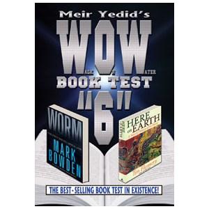 WOW Book Test #6 by Meir Yedid