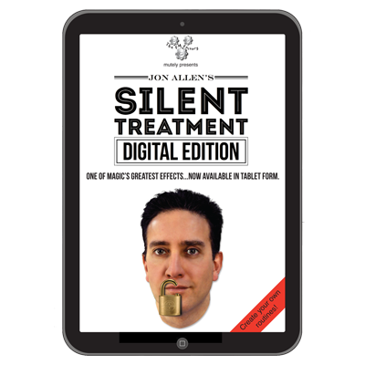 Silent Treatment (Digital Edition) by Jon Allen