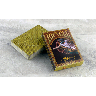 Bicycle-Limited-Edition-Sistine-by-Collectable-Playing-Cards