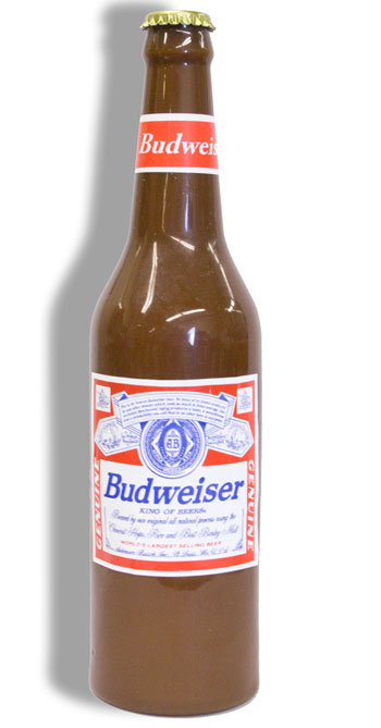 Vanishing Bottle - Budweiser