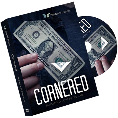 Cornered-DVD-and-Gimmick-Set-by-SansMinds-Creative-Lab*