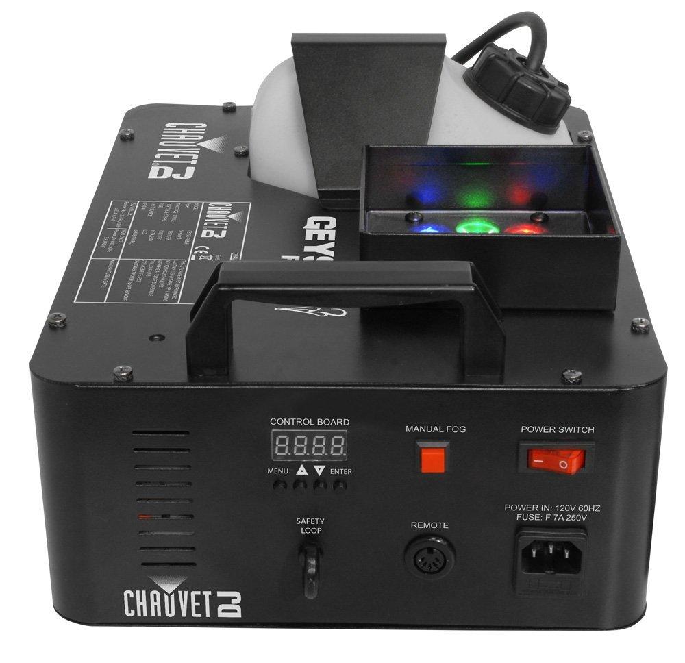 Chauvet Geyser RGB Jr. Effect Fogger