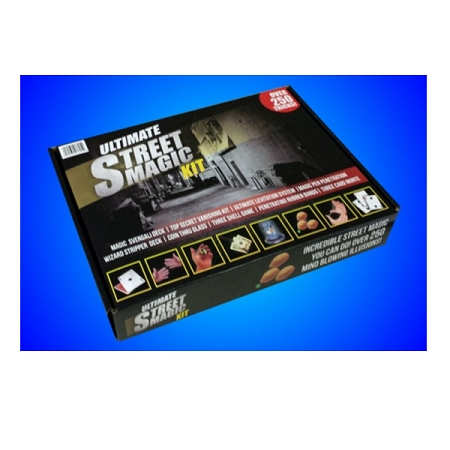 Ultimate Street Magic Kit