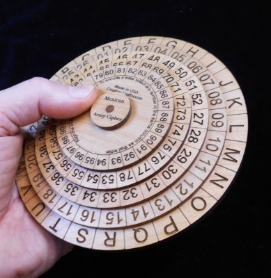 Mexican Army Cipher