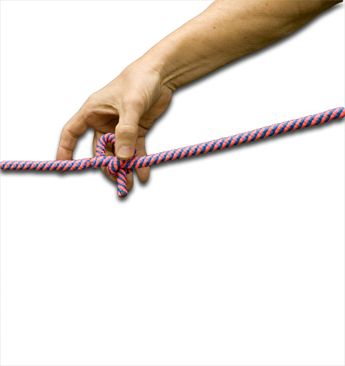 Moving-Knot