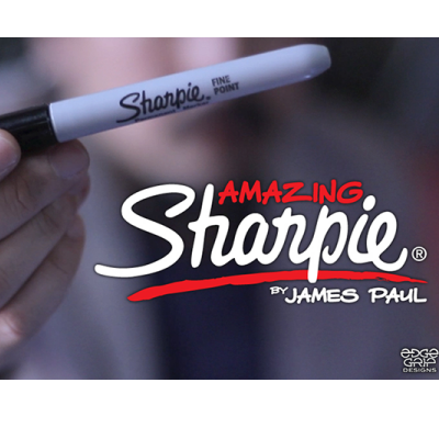 Amazing-Sharpie-Pen-by-James-Paul