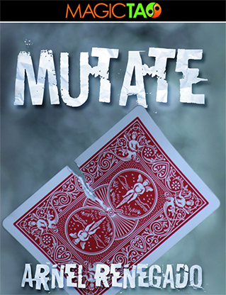 Mutate by Arnel Renegado