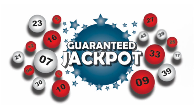 Guaranteed Jackpot by Mark Elsdon