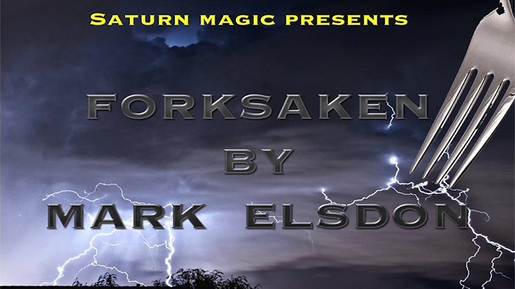 Forksaken by Mark Elsdon