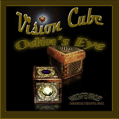 Vision Cube (Jeweled/Odin cube) by Hand Crafted Miracles